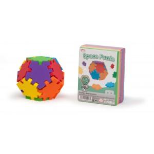 Space Puzzle Happy Cube