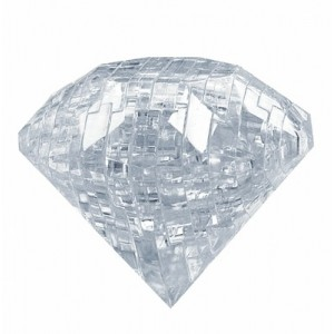Crystal Puzzle - Diament