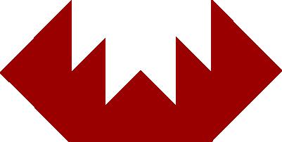 Tangram - wzór 1