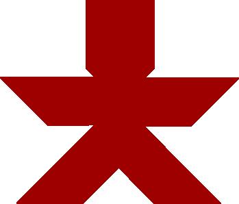 Puzzle Fan - wzór 1