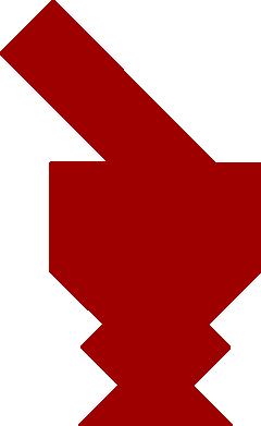 Puzzle Fan - wzór 2
