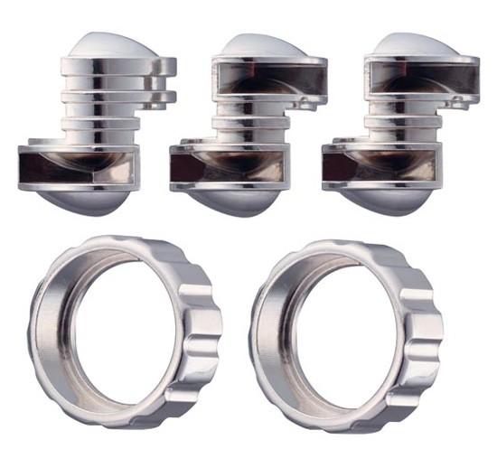 Cast Cylinder -  łamigłówka po rozłożeniu na części